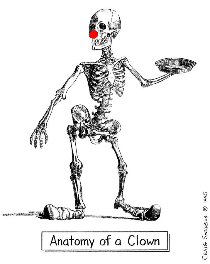 Anatomy of a Clown